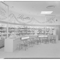 Best's department store, business in Abington, Pennsylvania. Layette