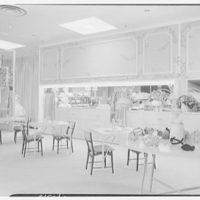Best's department store, business in Abington, Pennsylvania. Millinery