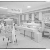 Burdine's department store, business in 163rd St. Shopping Center, Miami, Florida. Records