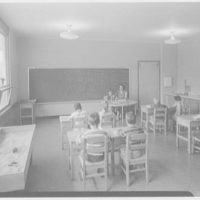Cisqua School, Mount Kisco, New York. Classroom I