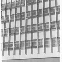 Colgate-Palmolive Building, 300 Park Ave., New York City. Close-up