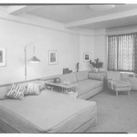Dr. M. Scharfstein, residence at 118 Riverside Dr., New York. Bedroom II