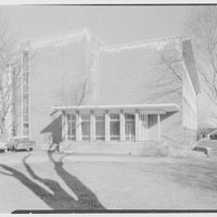 Fairleigh Dickinson University, Science Building, Teaneck, Exterior I