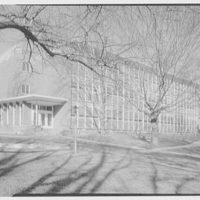 Fairleigh Dickinson University, Science Building, Teaneck, Exterior II