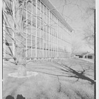 Fairleigh Dickinson University, Science Building, Teaneck, Exterior III