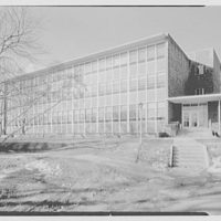 Fairleigh Dickinson University, Science Building, Teaneck, Exterior IV