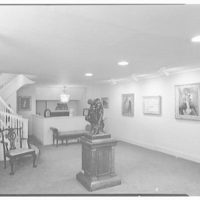 Hirschl & Adler Gallery, 21 E. 67th St., New York. First floor, from entrance