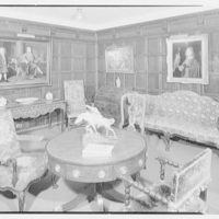 Hirschl & Adler Gallery, 21 E. 67th St., New York. Panelled room I