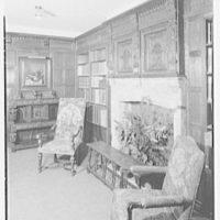 Hirschl & Adler Gallery, 21 E. 67th St., New York. Panelled room II
