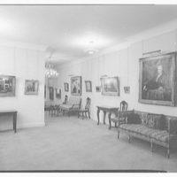 Hirschl & Adler Gallery, 21 E. 67th St., New York. Second floor, general view