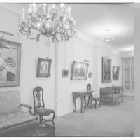 Hirschl & Adler Gallery, 21 E. 67th St., New York. Second floor, to window
