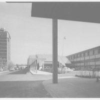 Idlewild Airport arrivals building. Exterior VI