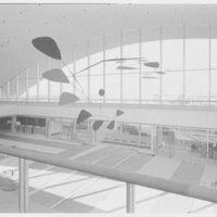 Idlewild Airport arrivals building. Interior III