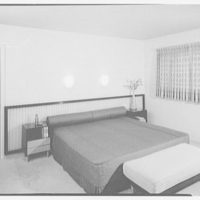 Mr. and Mrs. Gustav Jaff, residence on Atkinson Rd., Rockville Centre. Bedroom I