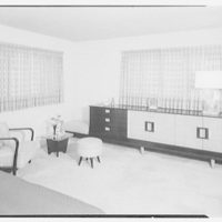 Mr. and Mrs. Gustav Jaff, residence on Atkinson Rd., Rockville Centre. Bedroom II
