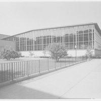 Northeastern University, Boston, Massachusetts. Gym III