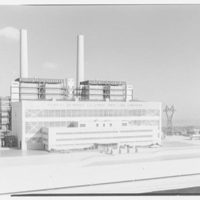 Public Service of New Jersey. Bergen generating station model I