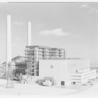 Public Service of New Jersey. Bergen generating station model VI