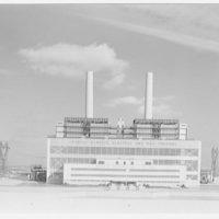 Public Service of New Jersey. Bergen generating station model VII