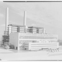 Public Service of New Jersey. Bergen generating station model X