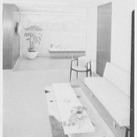 Raymond Loewy Corporation, 425 Park Ave., New York City. Foyer I