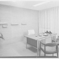 Raymond Loewy Corporation, 425 Park Ave., New York City. Jack Breen's office I