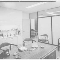 Raymond Loewy Corporation, 425 Park Ave., New York City. Jack Breen's office II