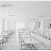 Terrace Restaurant, Fred Harvey Corp., Capital Ct., Milwaukee, Wisconsin. Coffee shop