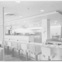 Terrace Restaurant, Fred Harvey Corp., Capital Ct., Milwaukee, Wisconsin. To counter