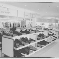Bee Hive department store, business in Patchogue, Long Island. Men's and boys' department