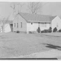 Christ Episcopal Church rectory, Bellport, Long Island. Rectory