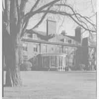 Deerfield Academy, Old Deerfield, Massachussetts. Bay window