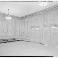 Deerfield Academy, Old Deerfield, Massachussetts. Hockey rink, lobby
