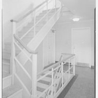 Deerfield Academy, Old Deerfield, Massachussetts. Stairwell
