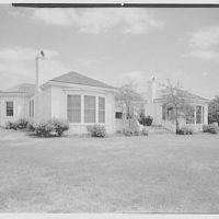 George F. Baker, Jr., residence, Center Island, Long Island. Exterior III