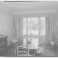 Marcus Beebe, residence in Hobe Sound, Florida. Dining room