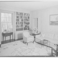 Marcus Beebe, residence in Hobe Sound, Florida. Library