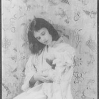 [Portrait of Gloria Vanderbilt]