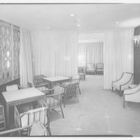 S.S. Brasil. Card room to guest room