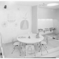 S.S. Brasil. Children's room II