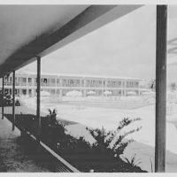 Voyager Motel, Biscayne Blvd. & 104th St., North Miami, Florida. IX
