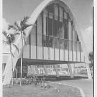 Voyager Motel, Biscayne Blvd. & 104th St., North Miami, Florida. VIII