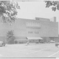 Bonwit Teller, business in Manhasset, Long Island. North facade