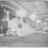 Capitol Theater, Broadway and 51st St. View to lobby