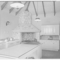 Dr. & Mrs. Matthew Mellon, residence at Runaway Bay, Jamaica, British West Indies. Kitchen