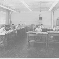 Dyna-Empire, Stewart Ave., Garden City. Drafting room