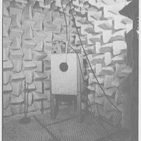 Dyna-Empire, Stewart Ave., Garden City. Soundproof room