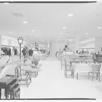 Lord & Taylor, business in Washington, D.C. To linens and escalator