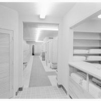 Port Royal Beach Club, Naples, Florida. Locker room