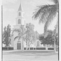 Port Royal houses, Naples, Florida. Episcopal church II